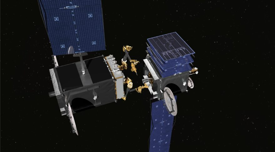DARPA to Establish Satellite-Servicing Consortium to Discuss On-Orbit Repair Standards