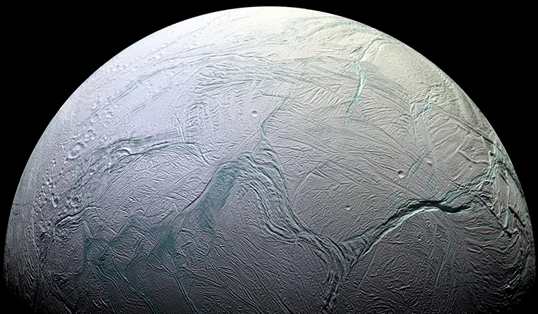 Looking for Life on Saturn's Moon Enceladus: Send a  Flyby or Lander?