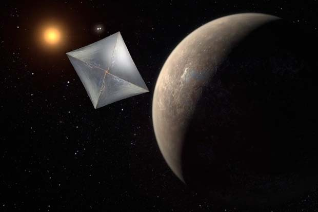 Proxima Centauri's Alien Planet Closer Than You Think - With Right Spacecraft | Video