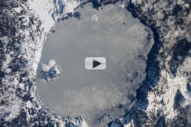 National Parks Seen From Space | Video