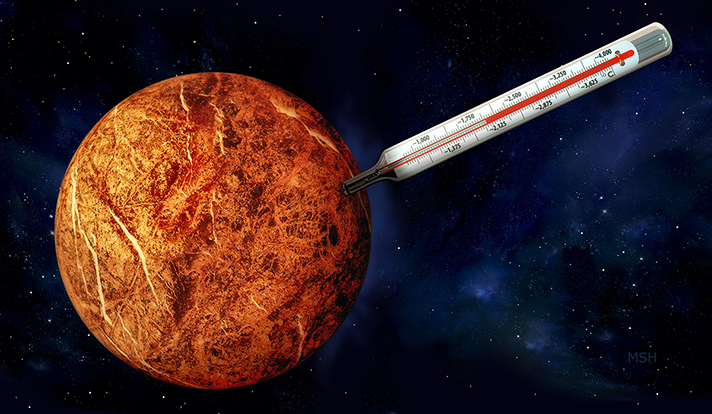 Planets Temperature