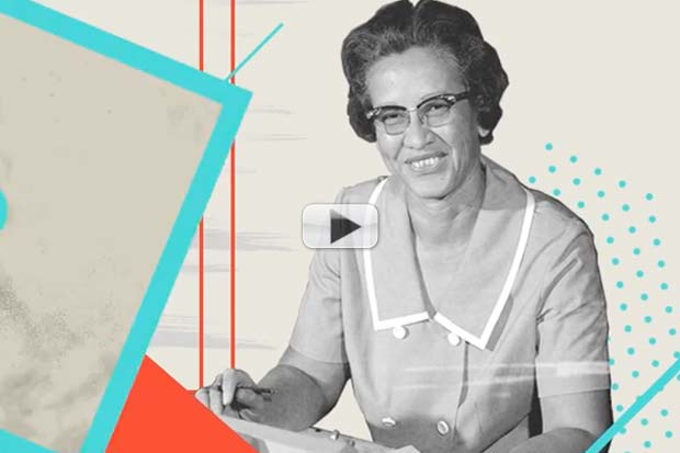Incredible Life of NASA's Katherine Johnson - By the Numbers |  Video