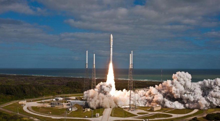 Atlas V 541 launch