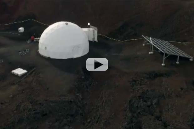 Yearlong Mock Mars Mission In Hawaii - What Was Studied? | Video