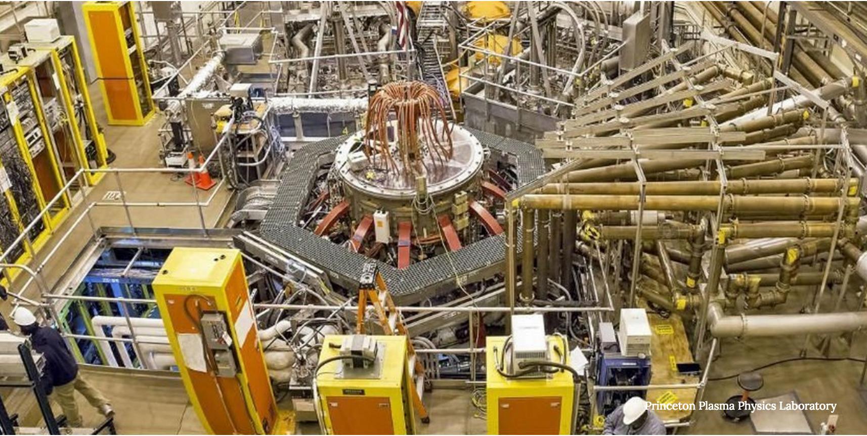 Star in a Jar: Space-Age Fusion Machine Underway