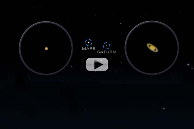 Planets, Constellations and a Solar Eclipse In September 2016 Skywatching | Video