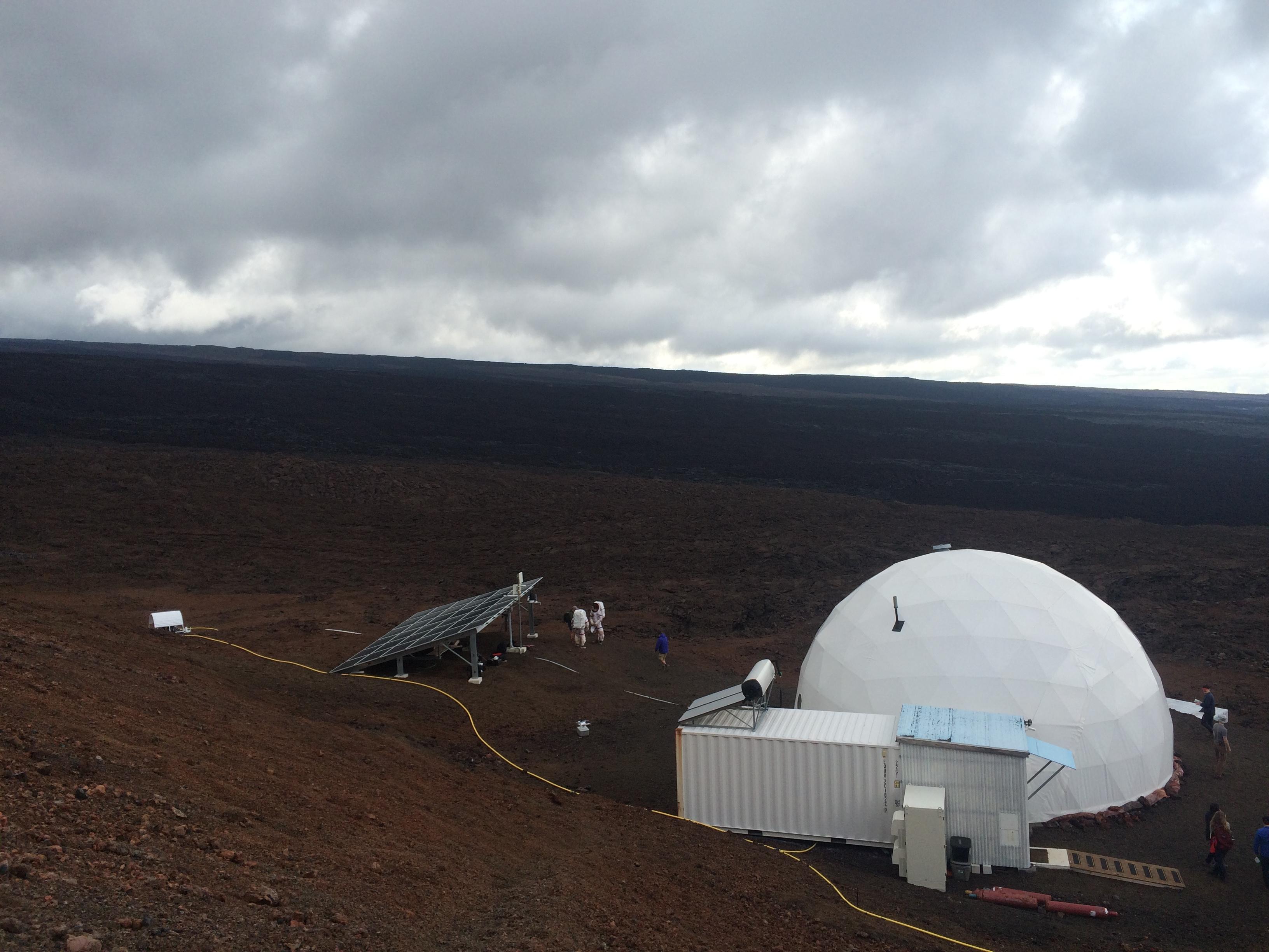 Life on Mars: Inside The HI-SEAS Isolation Habitat (Gallery)