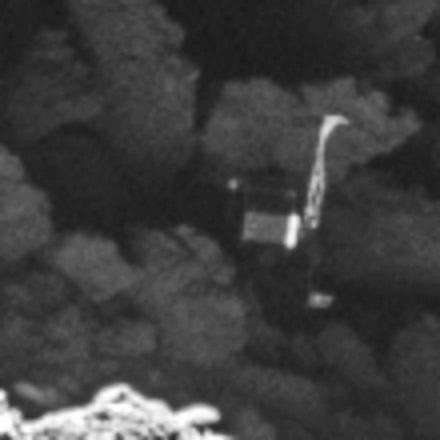 Rosetta Finds Philae on Comet