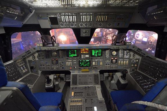 space shuttle interior design - photo #46
