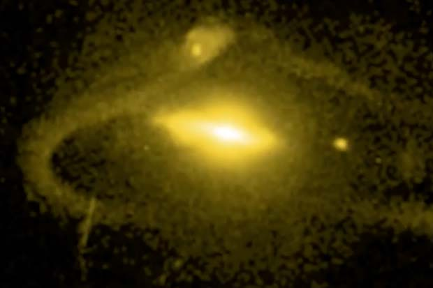 Missing Galaxies Near Milky Way Destroyed From Within, Simulations Suggest | Video