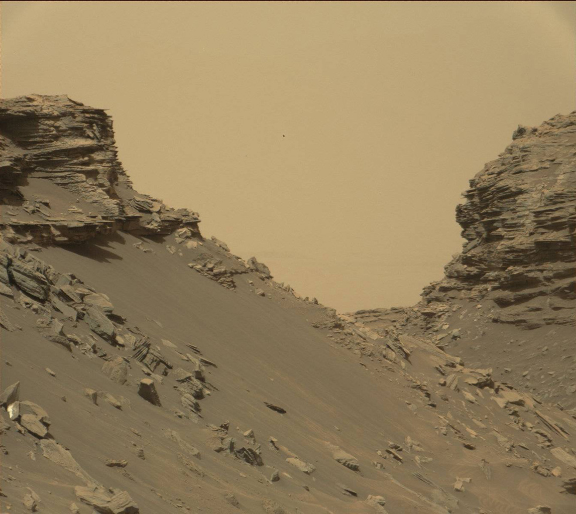 Red Planet Hike: Mars Looks Like National Park in Awesome New Pics