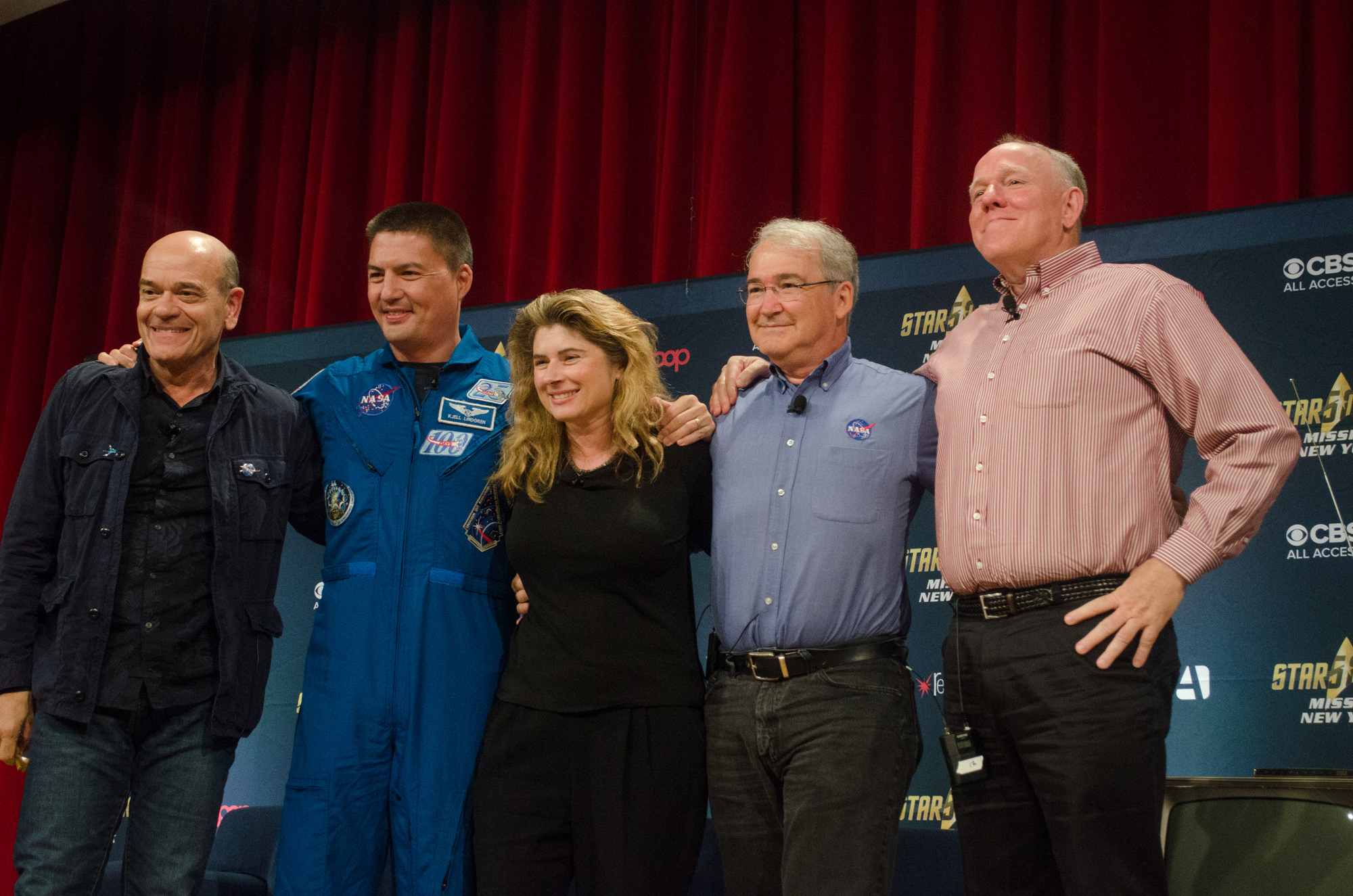 Would NASA's Journey to Mars Exist Without 'Star Trek'?