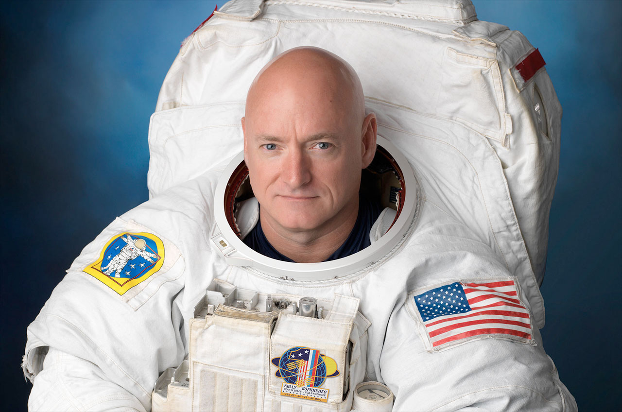 Astronaut Scott Kelly's Year in Space to be Developed as Movie