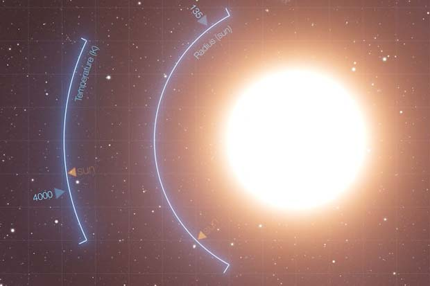 'Rebirth' of Stingray Nebula's Central Star Animated