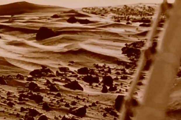 First Pictures From Mars Remembered by NASA Viking Mission Team | Video