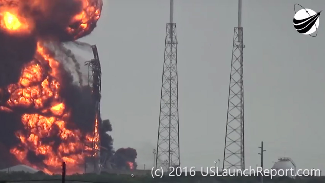 Why Exploding Rockets Are Not Always a Bad Thing