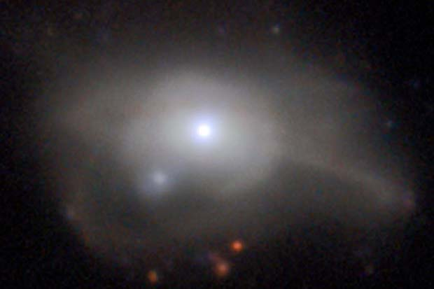 Zoom Into Galaxy Deep Within 'The Sea Monster' Constellation | Video