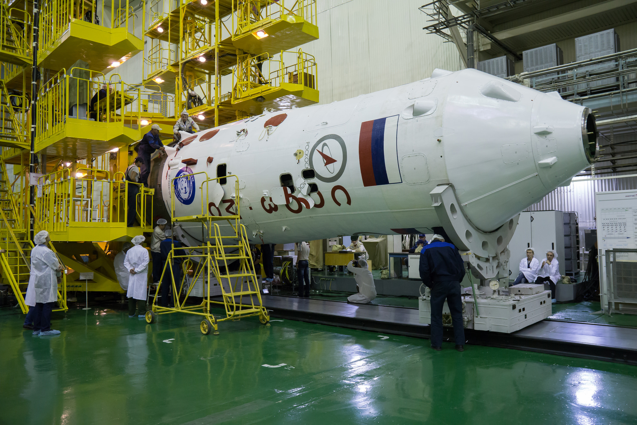 Russian Federation cancels manned space launch over 'technical' issues