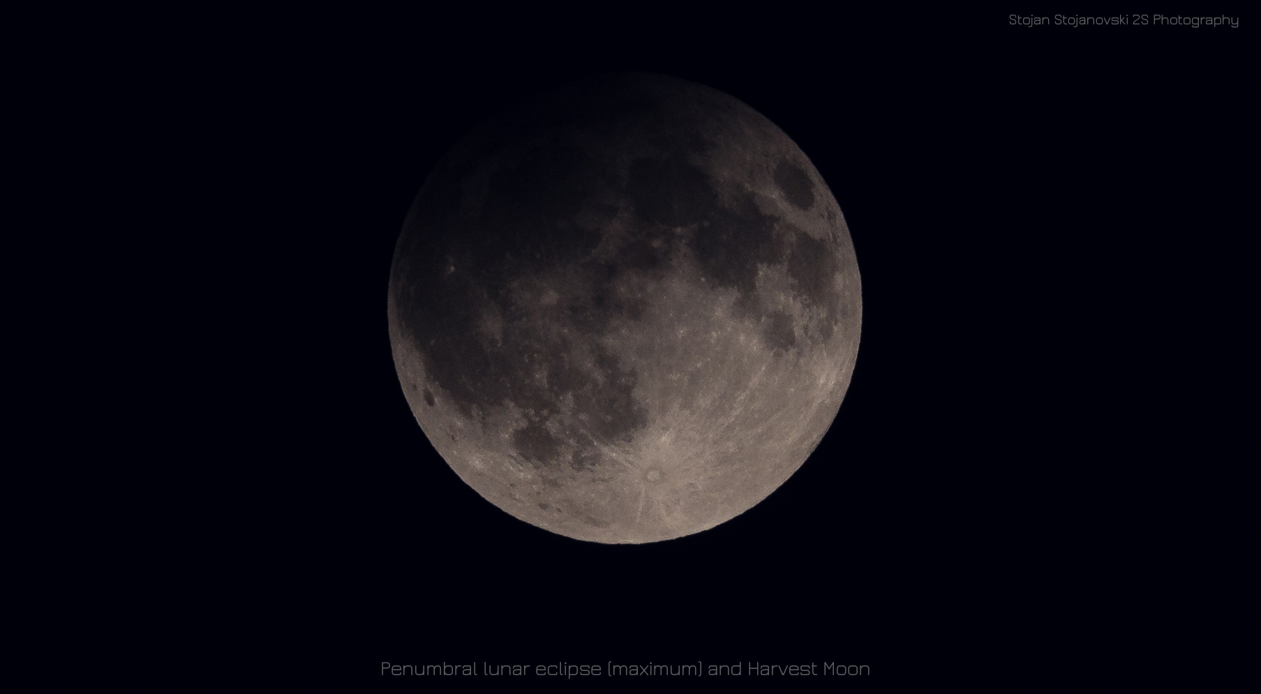 In Photos: The Harvest Moon Lunar Eclipse of 2016