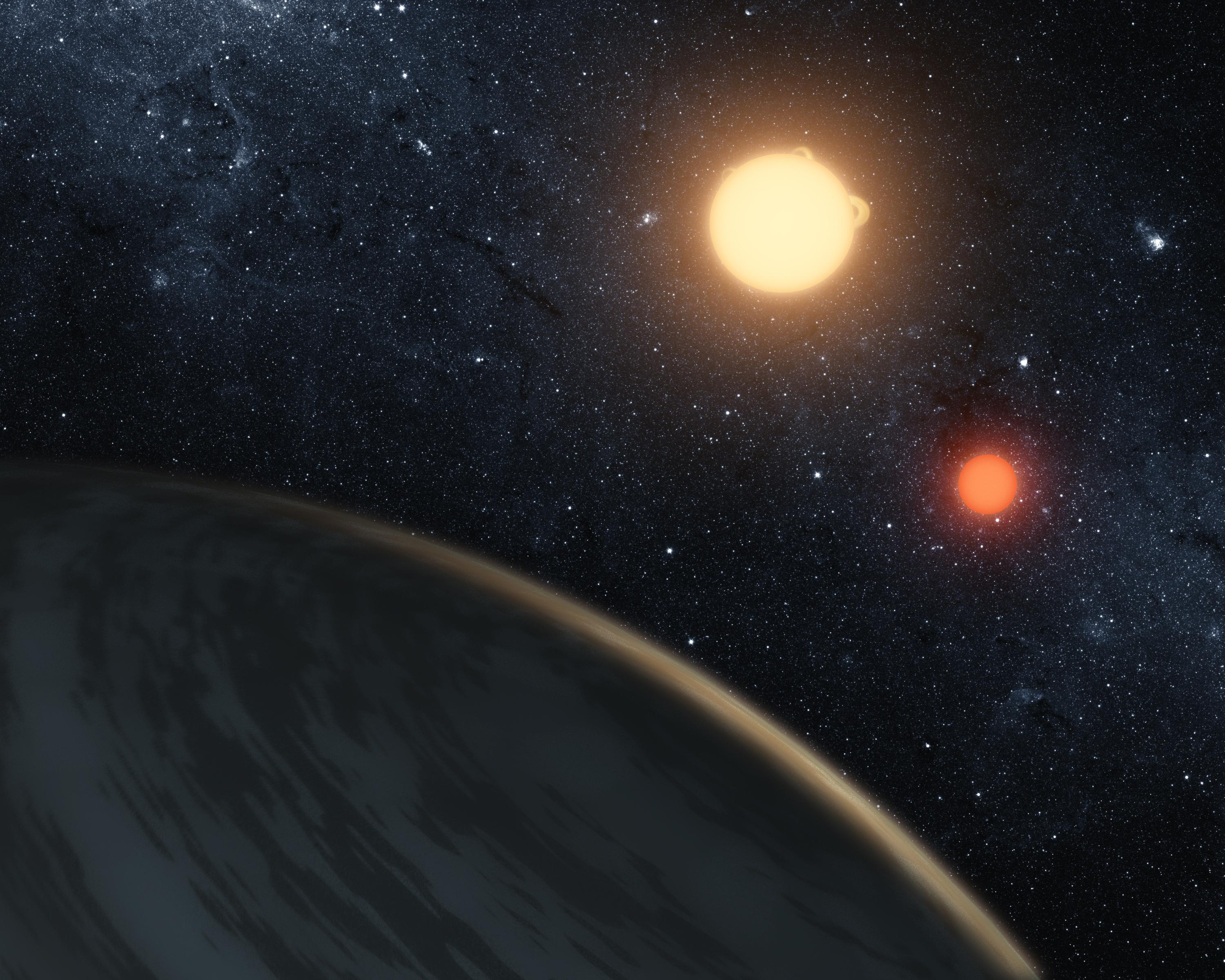 Phoenix Planets: Some 'Tatooine' Worlds May Rise from Stellar Ashes