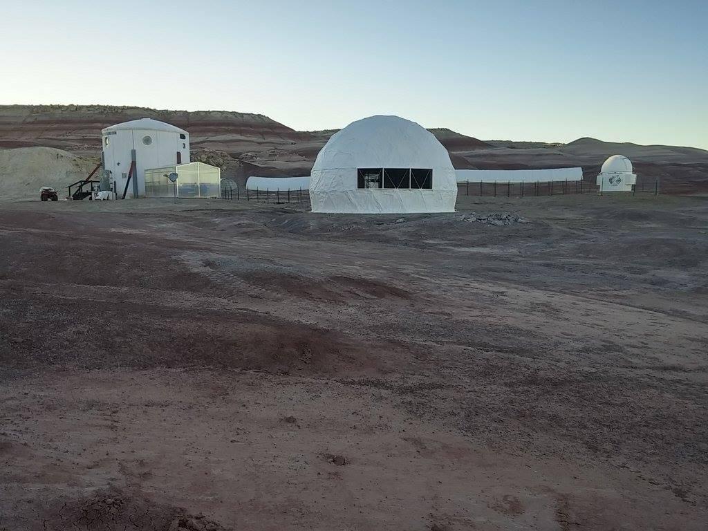 80-Day Mock Mars Mission Begins Saturday in Utah