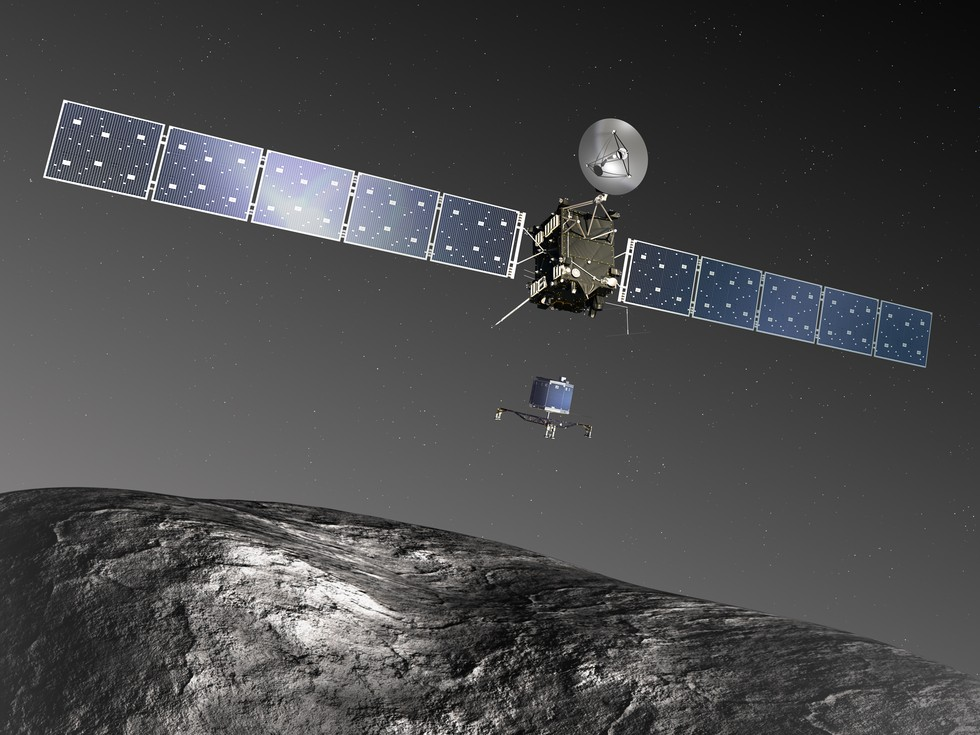 Philae's Incredible Comet Odyssey: Photos