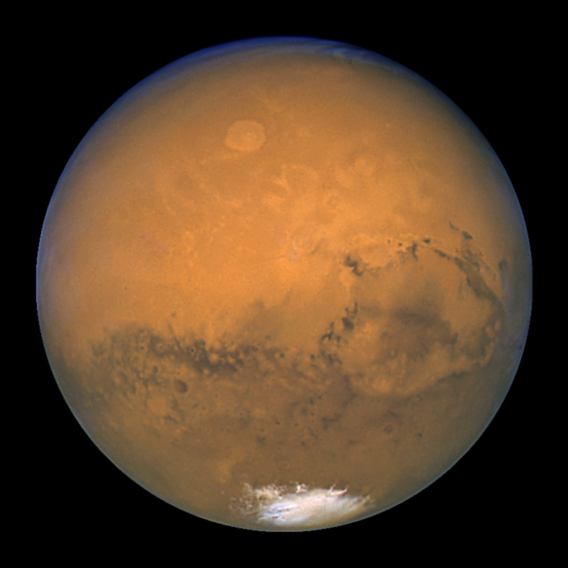 Marsquakes Could Potentially Support Red Planet Life