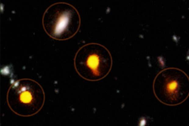 ALMA Probe Of Hubble Ultra Deep Field Is 'Deeper and Sharper' | Video