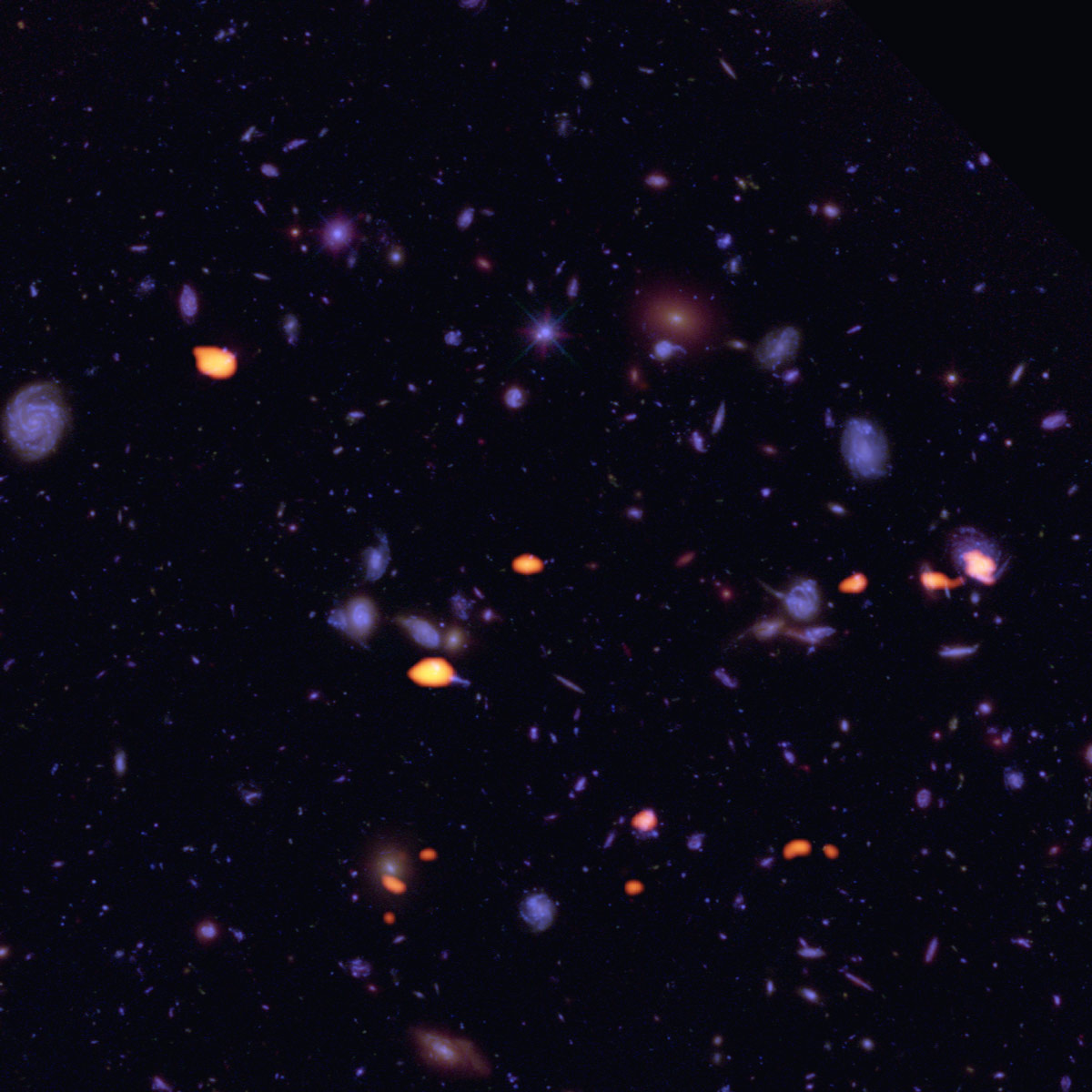 Scientists Look Back in Time at 'Golden Age' of Star Formation