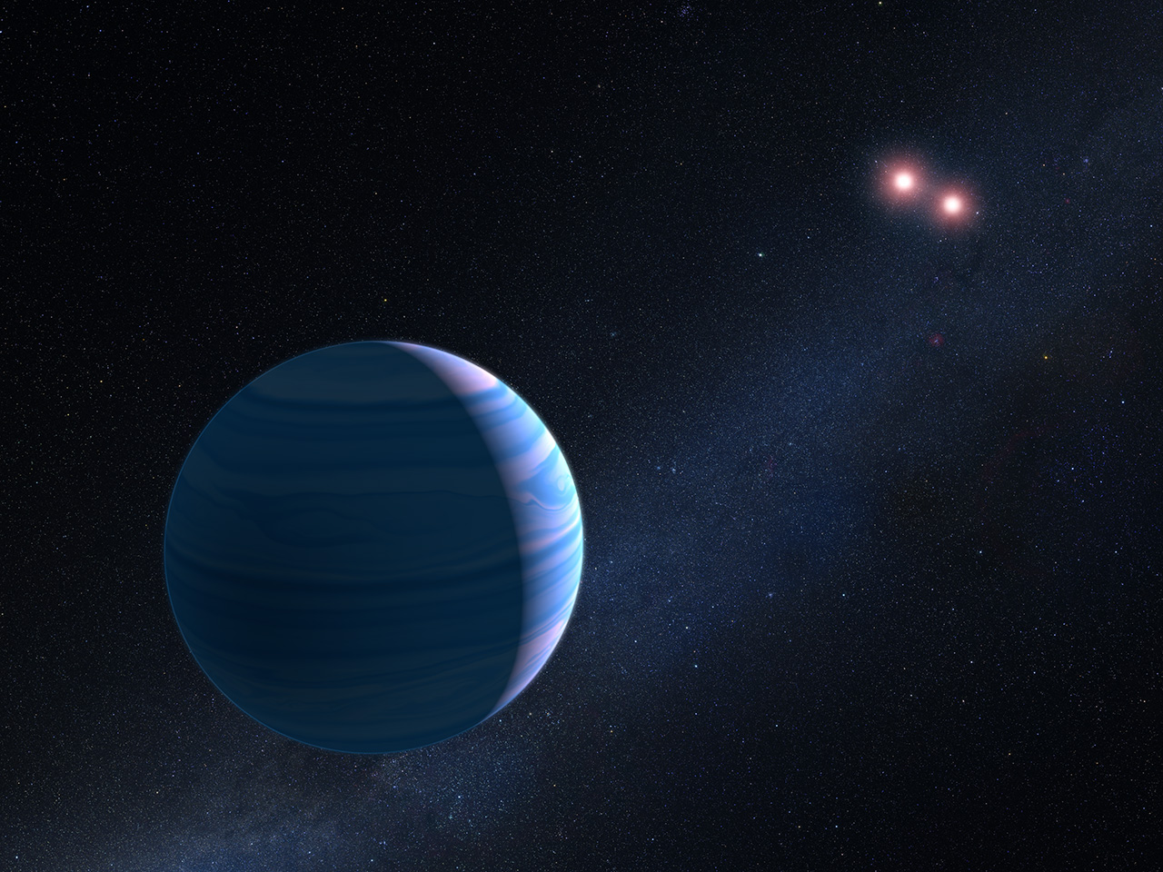 Alien Planet Has 2 Suns Instead of 1, Hubble Telescope Reveals