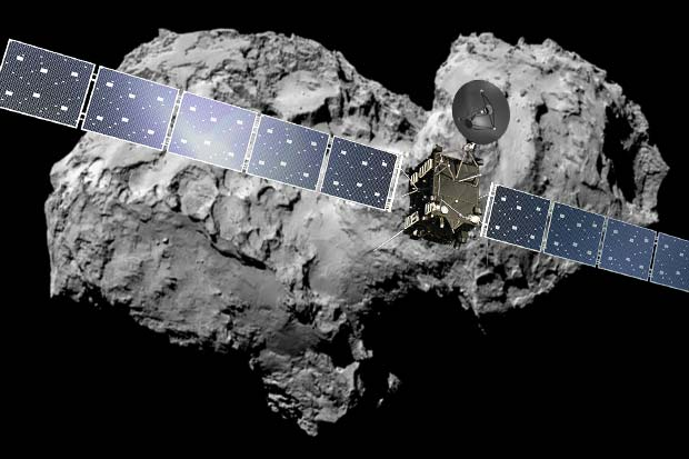 WATCH LIVE FRIDAY @ 6:15 AM EDT: Rosetta Crash Landing on Comet 67P