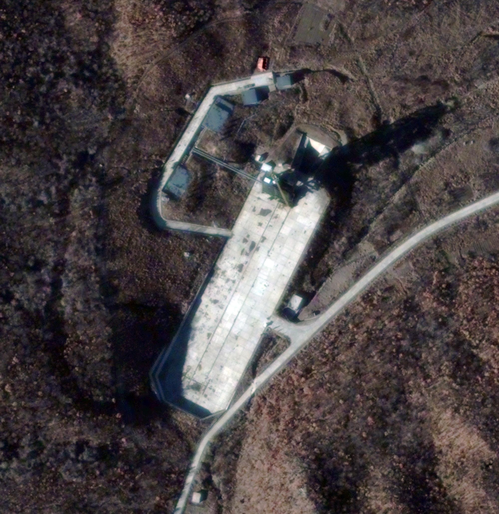 North Korea's New Rocket Engine Could Loft Satellites —Or Missiles