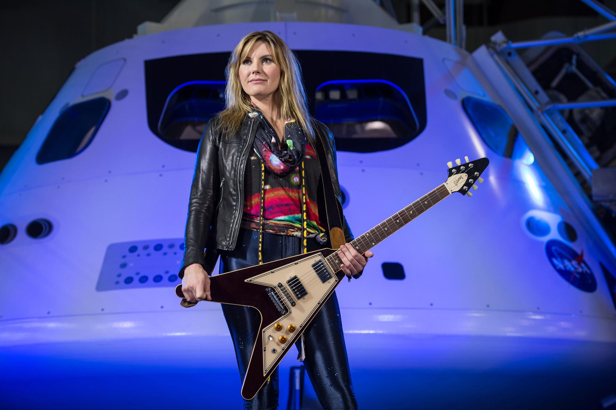 Rocker Grace Potter Honors Women of NASA in Music Video