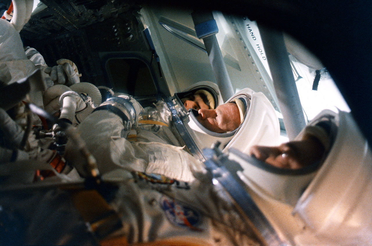 Lawmakers Propose Memorial for Apollo 1 Astronauts at ...
