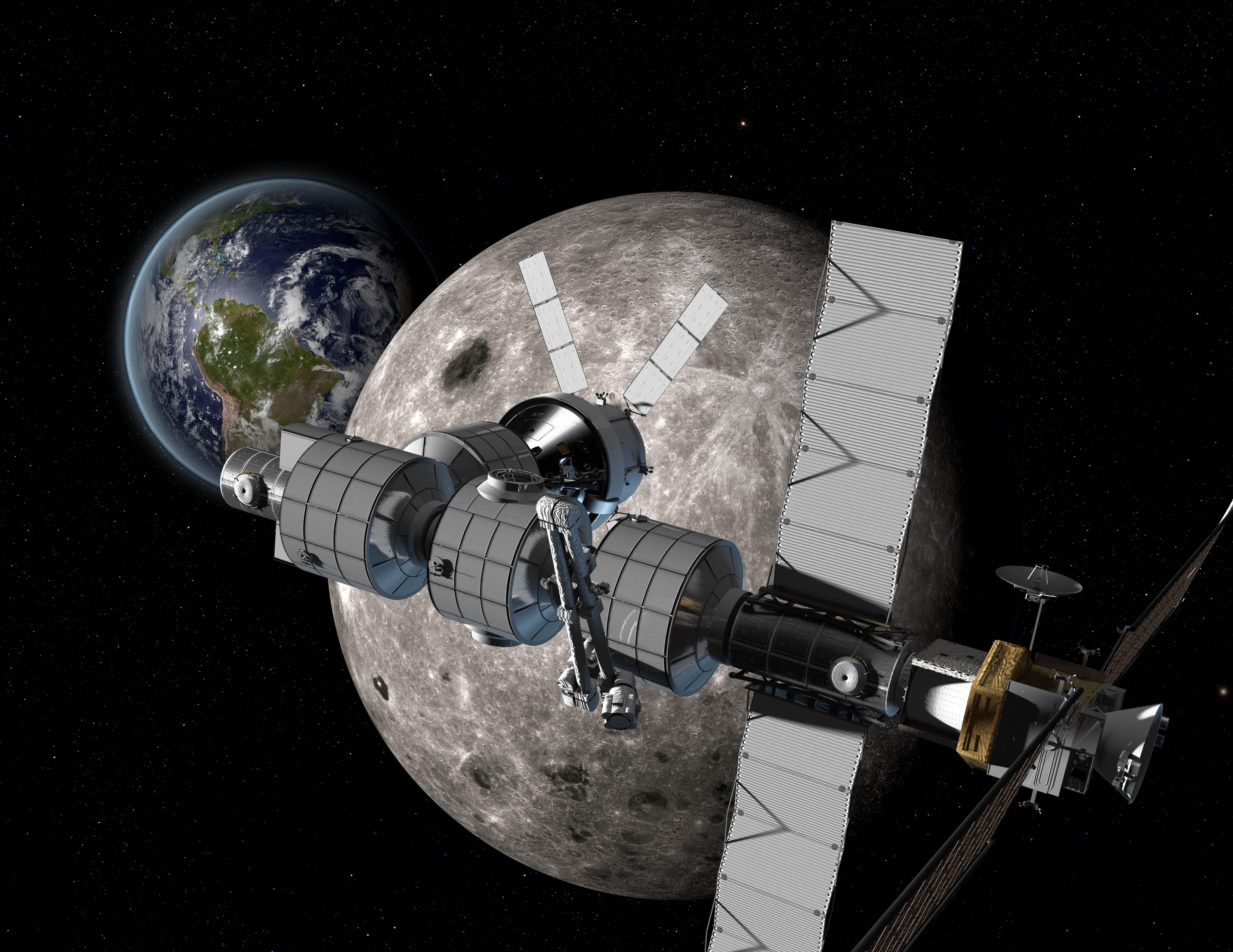 boeing spacecraft human - photo #23