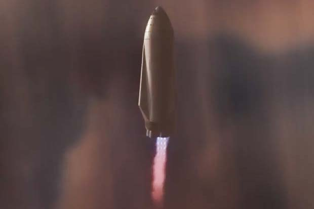 SpaceX to Mars: Awe-Inspiring Video Shows Vision for Red Planet Exploration