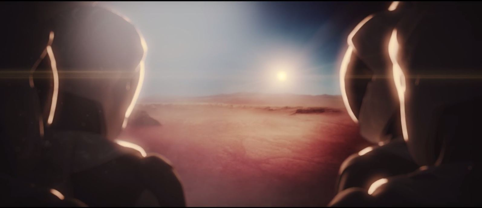 Breathtaking Video Shows How SpaceX Will Send People to Mars