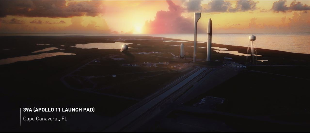 Space Webcasts: Elon Musk Unveils SpaceX's Mars Colonization Plans