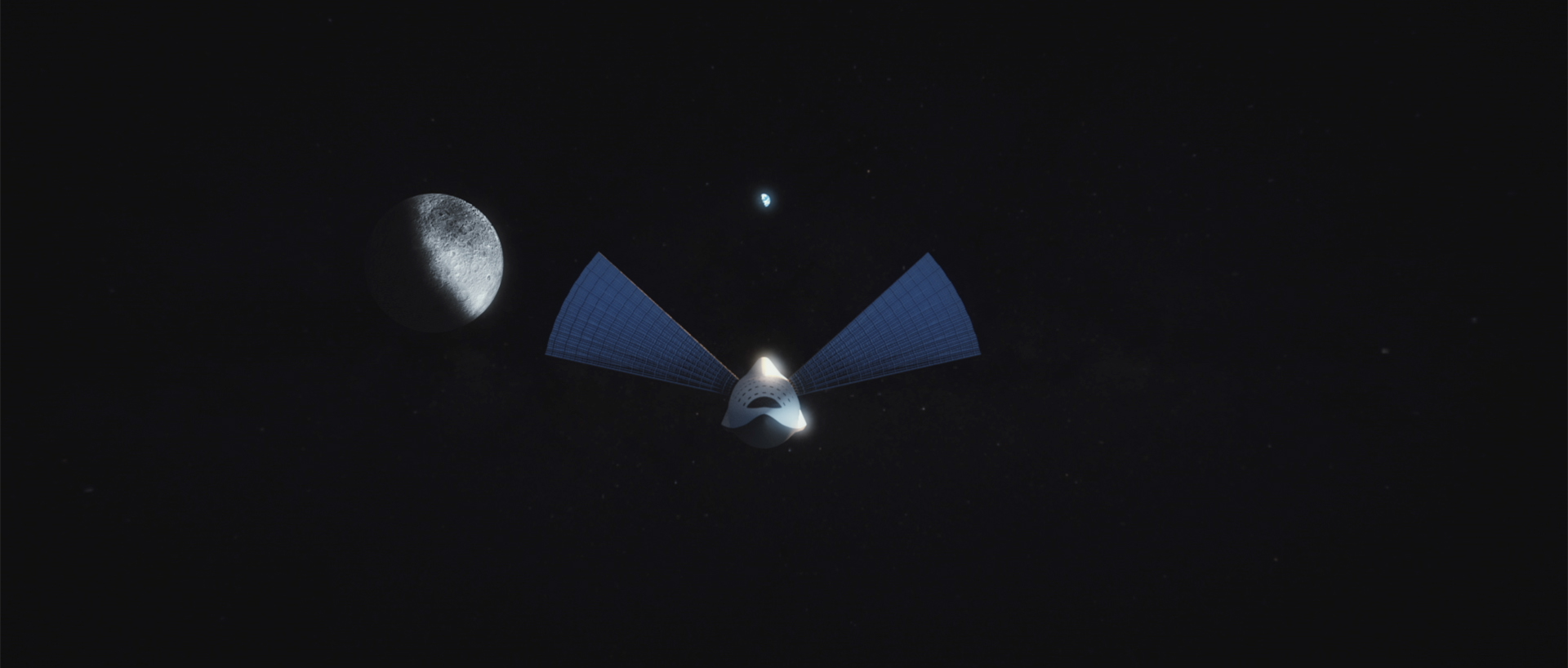 SpaceX's Interplanetary Transport System for Mars Colonization in Images