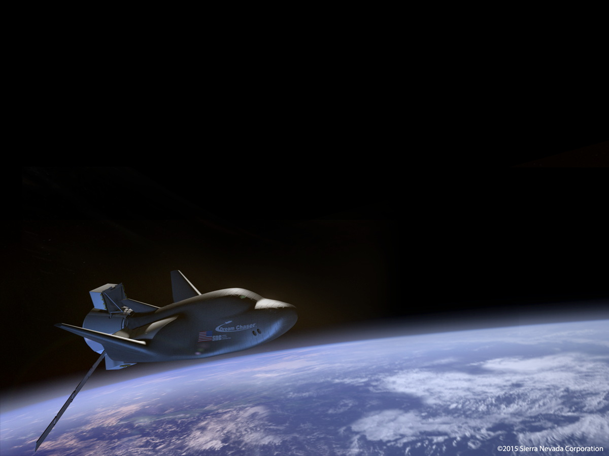 Dream Chaser Space Plane to Fly United Nations Mission in 2021