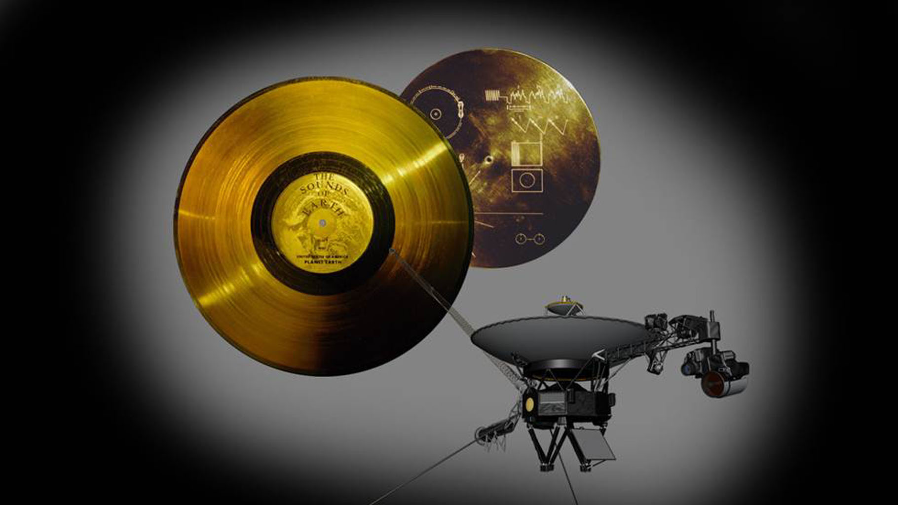 The Golden Record in Pictures: Voyager Probes' Message to Space Explained