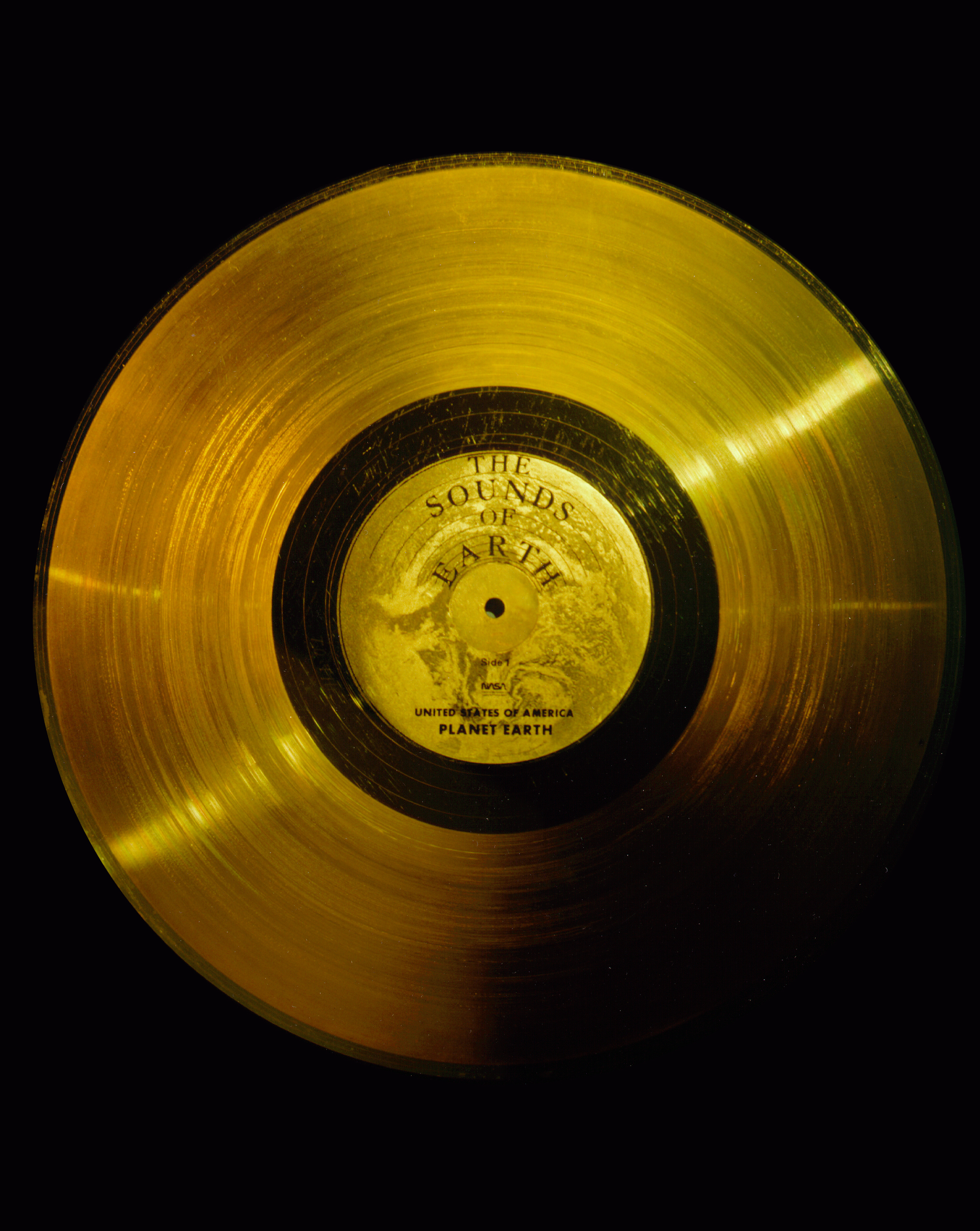 The Golden Record in Pictures: Voyager Probes' Message to ...