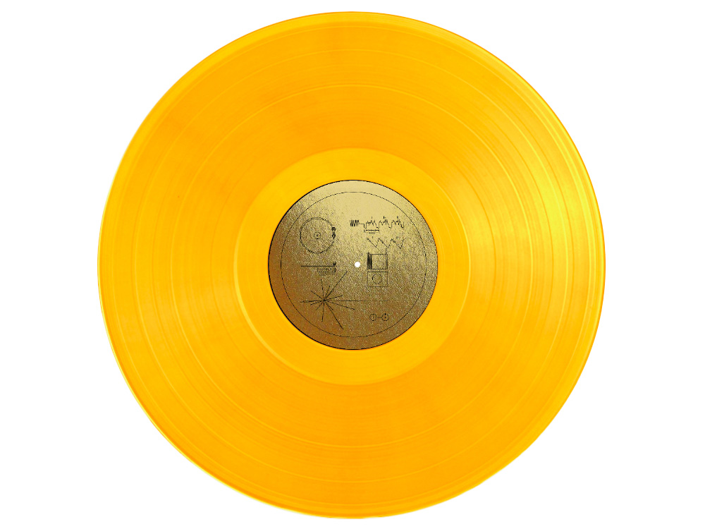 The New Golden Record