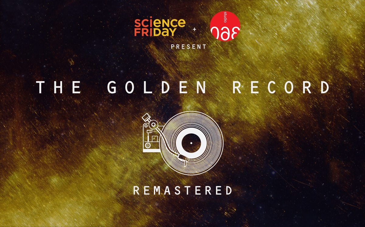 Cover for golden record event