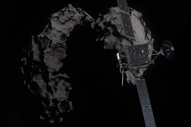 Thank You Rosetta! Probe Set To Execute Collision Maneuver | Video
