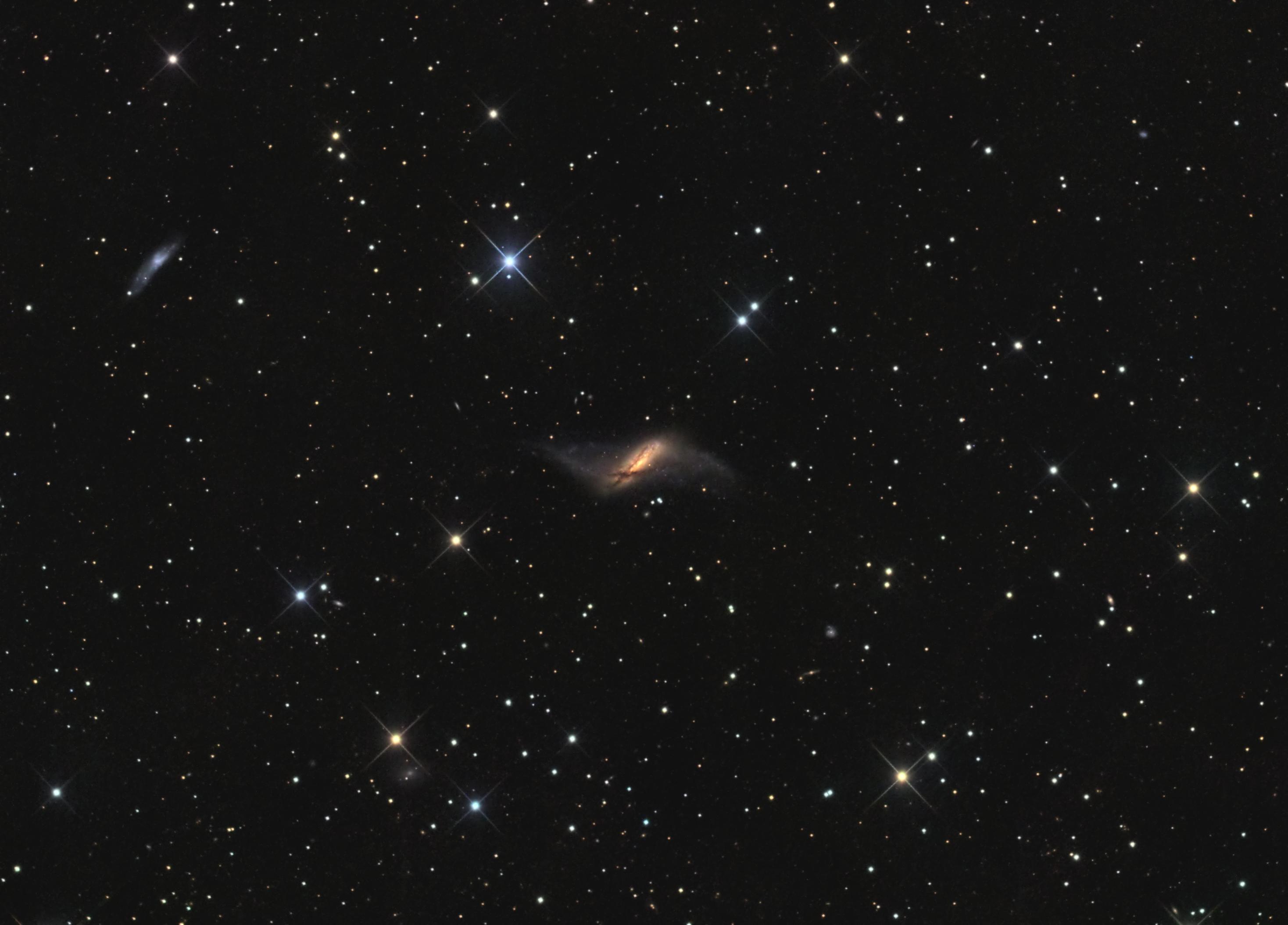 Wow! Stargazer Captures Cool Cosmic Rarity
