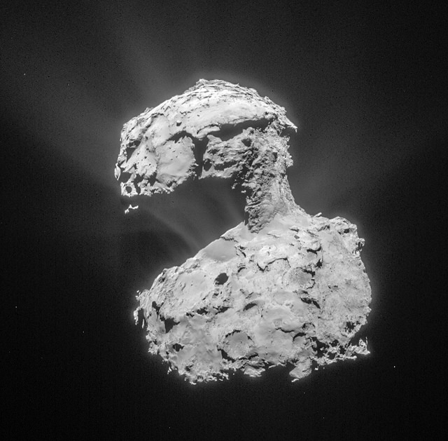 Rosetta's Final Day: Scientists Await Comet Probe's Crash