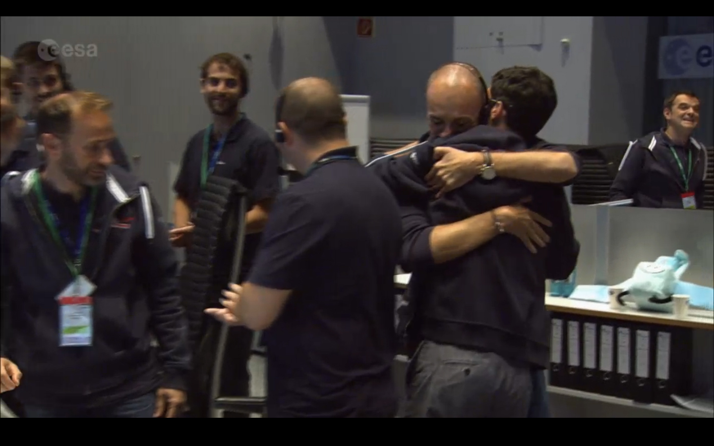 Death of a Spacecraft: Bittersweet Mood as Rosetta Crash-Lands on Comet