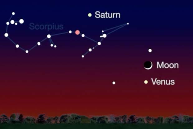Moon Phases and 3 Meteor Showers In Oct. 2016 - Where To Look  | Skywatching Video