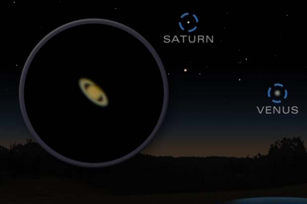 Planets, Constellations and Orionid Meteors In Oct. 2016 Skywatching | Video